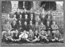 Std. 7A class at Dale College, 1933